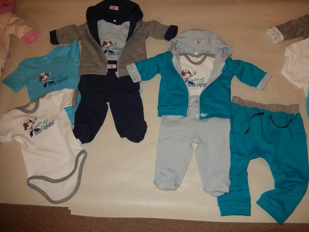 4659e9c4843 V Ditě právě teď šijí kolekce na jaro a léto. U oblečení pro chlapečky  budou hitem piráti.