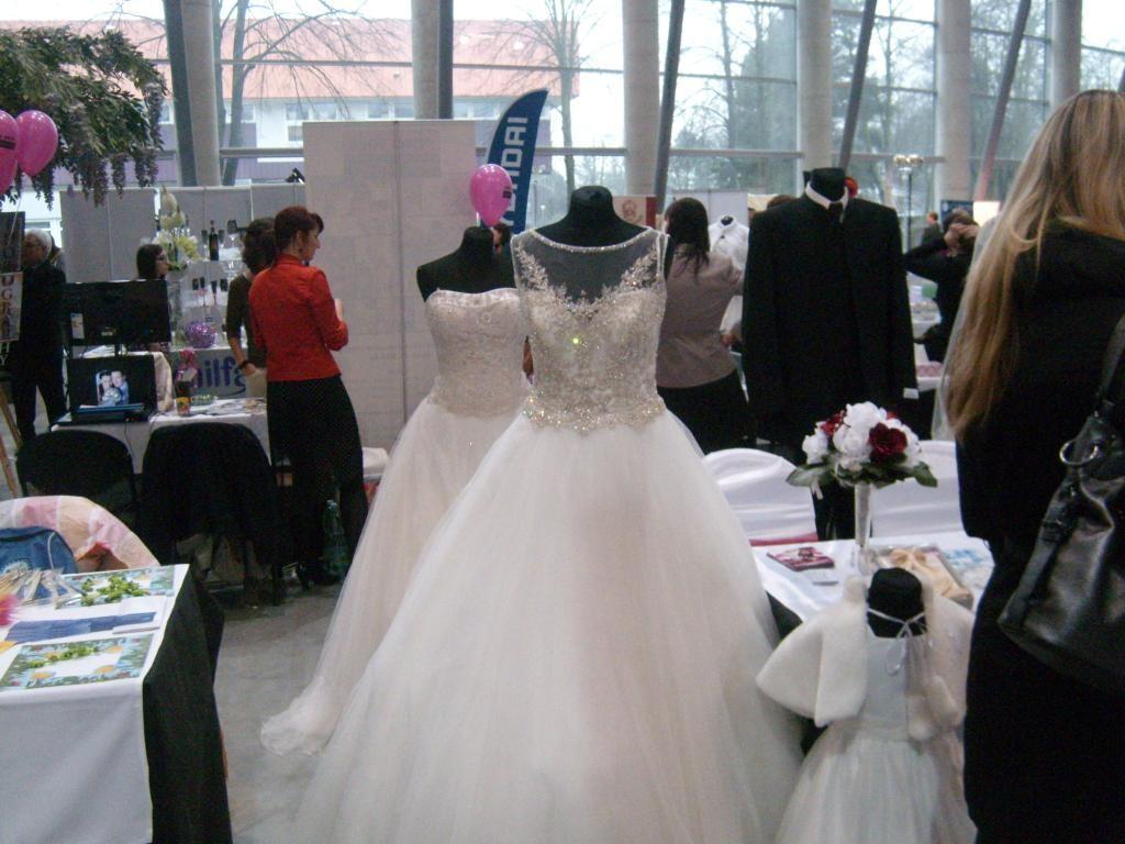 Svatební veletrh zavítal do Budějovic  b11afb979a