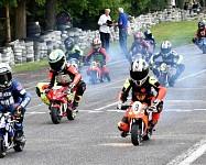 Na hradišťském motodromu se proháněli budoucí šampioni
